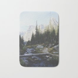 Rocky Mountain Creek Bath Mat