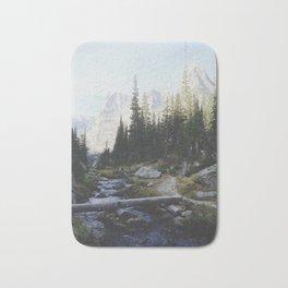 Rocky Mountain Creek Bath Mat