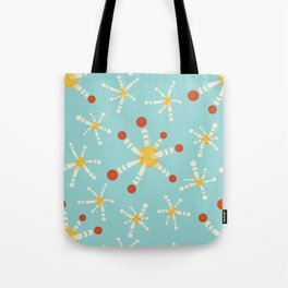 Harmless Virus Fun Pattern Tote Bag