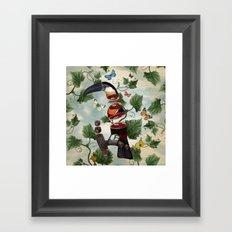 Cliodu Framed Art Print