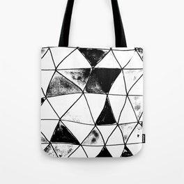 Vitro black and white Tote Bag