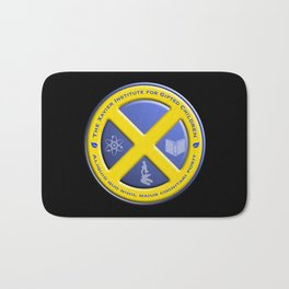 X-Men First Class: The Xavier Institute For Gifted Children Bath Mat