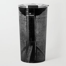 Pillory Travel Mug