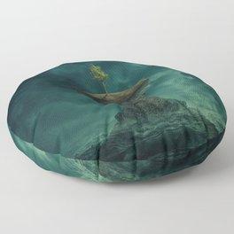 unreachable Floor Pillow