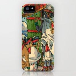 The Hierophant Hueytlamacazqui iPhone Case