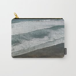 Waves on the Beach Carry-All Pouch