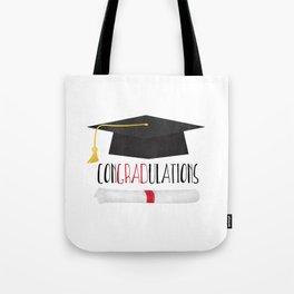 ConGRADulations Tote Bag