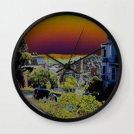 SF 2 Wall Clock