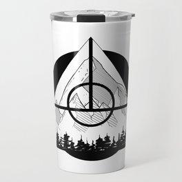 Target mountians Travel Mug