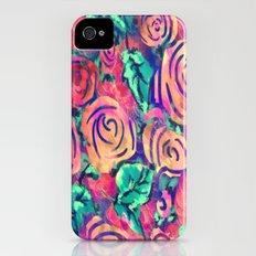 Cira Flora Slim Case iPhone (4, 4s)