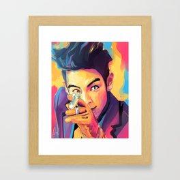 TaBae Framed Art Print