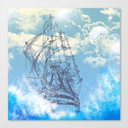 TheSea Canvas Print