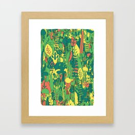 Animation for a Cause poster Framed Art Print