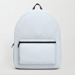 Cheap Pale Alice Blue Color Backpack