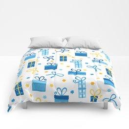 Happy Hanukkah Gifts Comforters