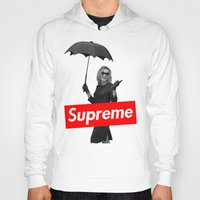 supreme Hoodies featuring The Supreme by Dandy