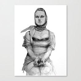 A_K-001 Canvas Print