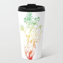 seed heart Travel Mug