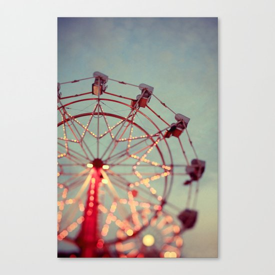 I Wish I May Canvas Print
