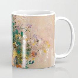 Odilon Redon - Vase of Flowers (1906) Coffee Mug