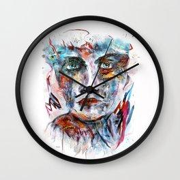 Deep Soul 13 Wall Clock