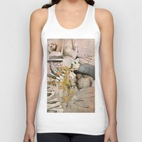 jazz Tank Tops featuring JAZZ by Andreas Derebucha