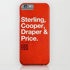 Mad Men | Sterling, Cooper, Draper & Price Slim Case iPhone 6s