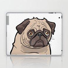 Fat Pug Laptop & iPad Skin