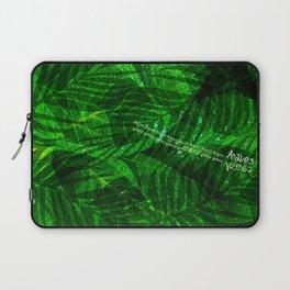 Leaves V12 Laptop Sleeve