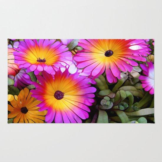 FlowerPower Rug