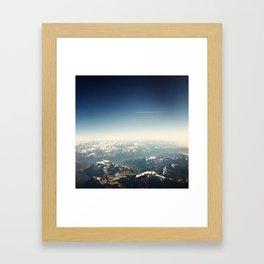 A L P S  Framed Art Print
