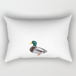Mr Duck Rectangular Pillow
