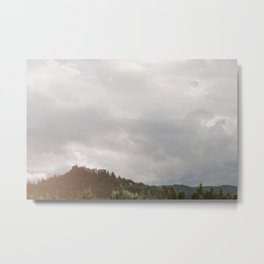 Tuscan Countryside Metal Print