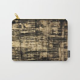 Black&Golde Design Carry-All Pouch