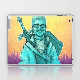 The Legend Of Robert Laptop & iPad Skin