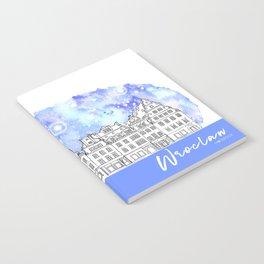 Splash | Wroclaw Notebook