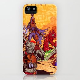Become Legend iPhone Case