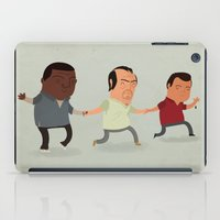 gta iPad Cases featuring GTA Friends by Jimmy Rogers
