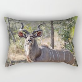 Greater Kudu Rectangular Pillow