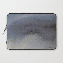 Oil Slick Abstract Art Laptop Sleeve