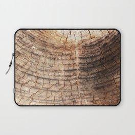 Neat Woodcut Laptop Sleeve