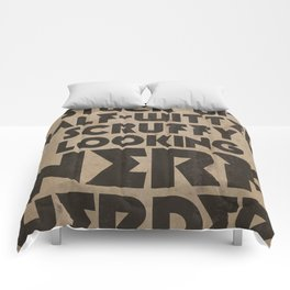 Princess Leia Print - RIGHT  Comforters