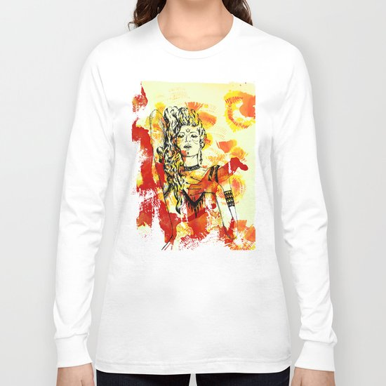 Tribal Beauty 2 Long Sleeve T-shirt