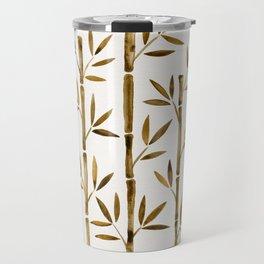 Bamboo – Sepia Travel Mug