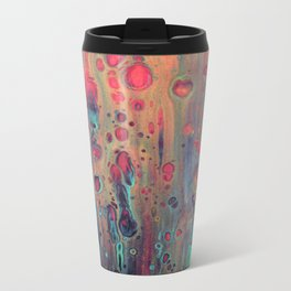 LAVA LAMP Metal Travel Mug