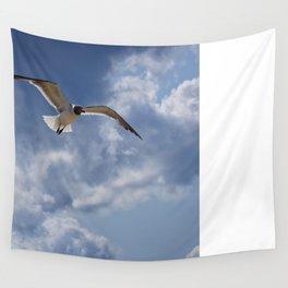 Solo Flight Wall Tapestry