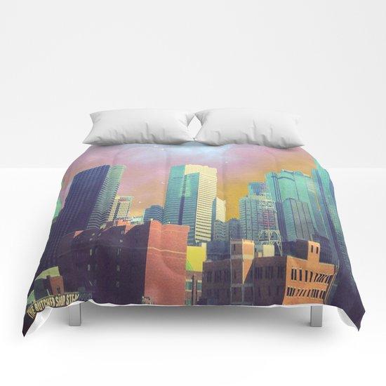 Dallas Ya'll Comforters