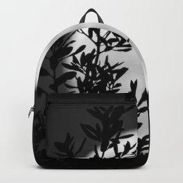 Full Moon Leaves Backpack
