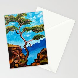 Cypress Tree Stationery Cards