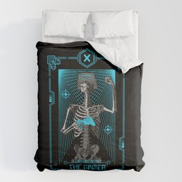 The Gamer X Tarot Card Comforters
